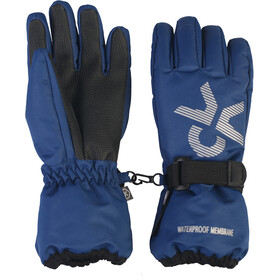 Color Kids Savoy Gloves Kids Estate Blue